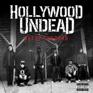 Hollywood Undead - Day Of The Dead - promo album cover pic - 2015 - #DOTD177MO