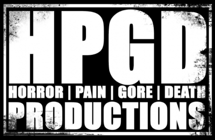 Horror Pain Death - Productions - Record Label Logo - 2015 - #6605MO
