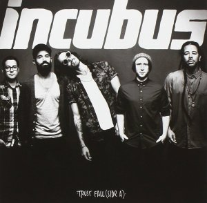 Incubus - Trust Fall (Side A) EP promo cover pic - 2015 - #01IMO0512