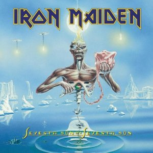 Iron Maiden - Seventh Son Of A Seventh Son - promo album cover pic - 1988 - #339988IMMO
