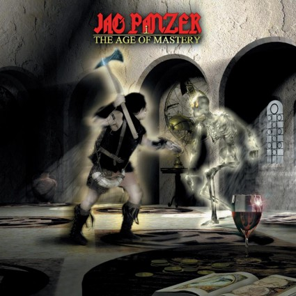Jag Panzer - The Age Of Mastery - promo album cover pic - 2015 - #063015JPMOSR