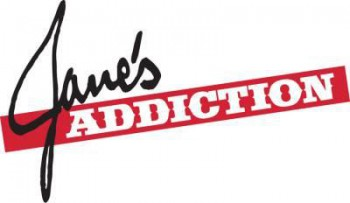 Janes Addiction - classic band logo - #90JAMO