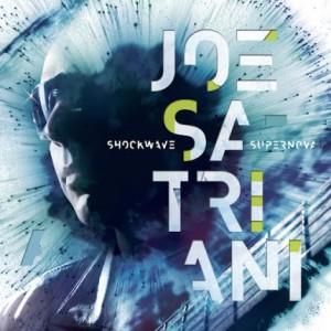 Joe Satriani - Shockwave Supernova - promo album cover pic - 2015 - #9733JSMO