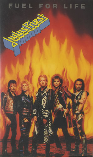 Judas Priest - Fuel For Life - Tour Program - #1986MOKKD