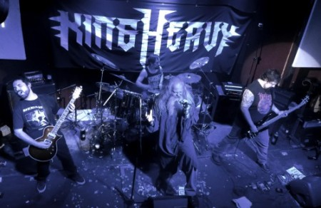 King Heavy - Promo live band pic - 2015 - 052715MOKHDM1