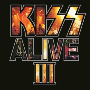 Kiss - Alive III - promo album cover pic - #1992PSGSMO3