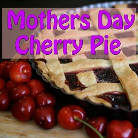 Mothers Day - Cherry Pie - promo album cover pic