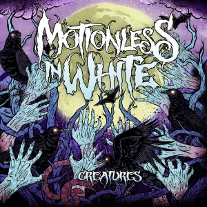 Motionless In White - Creatures - promo album cover pic - #009008MIWMO