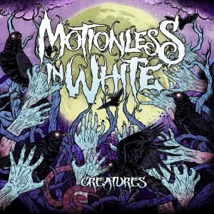 Motionless In White - Creatures - promo album cover pic - #009008MIWMO