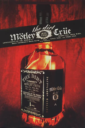 Motley Crue - The Dirt - band autobiography  - 0522 - 2002 - MCMO