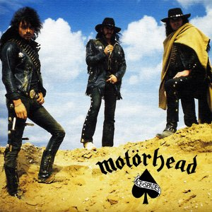 Motorhead - Ace Of Spades - promo album cover pic - #1980MMO337