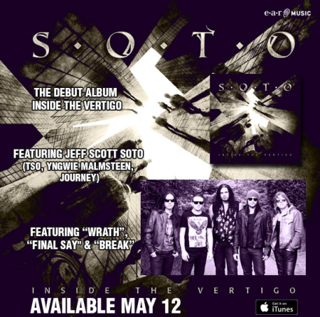 Soto - Inside The Vertigo - promo album flyer pic - 2015 - #051215SMOJSS