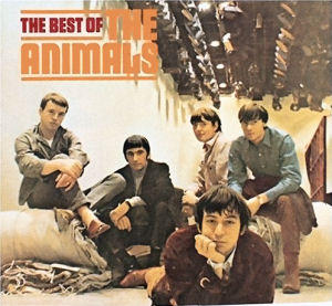 The Best Of The Animals - promo album cover pic - 1966- #0526MOEB