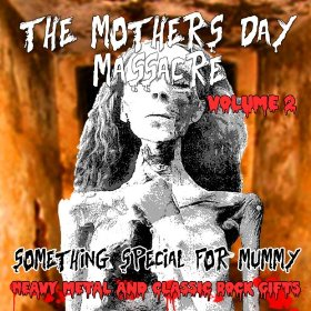The Mothers Day Massacre - Vol. 2 - promo album cover pic