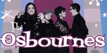 The Osbournes - promo tv show banner - #77TOMOOO05