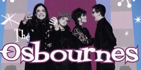 The Osbournes - promo tv show banner - #77TOMOOO05