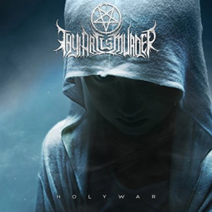 Thy Art Is Murder - Holy War - promo album cover pic - 2015 - #0630MOTAIM027
