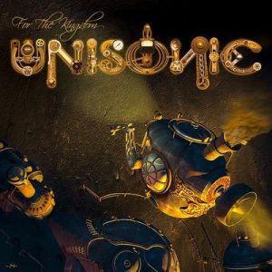 Unisonic - For The Kingdom - promo EP cover pic - #2014UMOKHMK