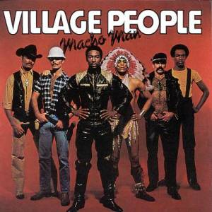 Village People - Macho Man - promo album cover pic - #3993MOVPOMG