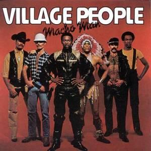 Village People - Macho Man - promo album cover pic - #3993MOVPOMG