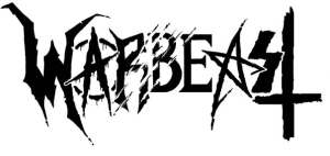 Warbeast - Classic Band Logo - #2015 - 0506WBMO