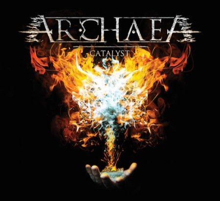 Archaea - - Catalyst - promo album cover pic - 2015 - #0612MOAMD