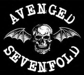 Avenged Sevenfold - Classic Band Logo - #062133993SANF