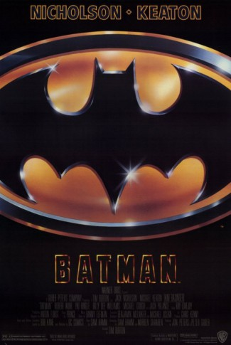 Batman - promo movie poster pic - 1989 - #0623MKGNBLSLB