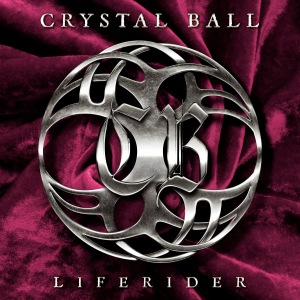 Crystal Ball - Liferider - promo album cover pic - 2015 - #CBLAGF0623