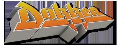 Dokken - classic band logo - #333063015MOSANF