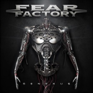 Fear Factory - Genexus - promo album cover pic - 2015 - #062415FFSCN