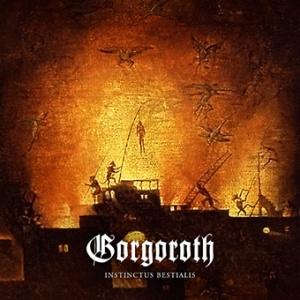 Gorgoroth - Instinctus Bestialis - promo album cover pic - #0609MOSR