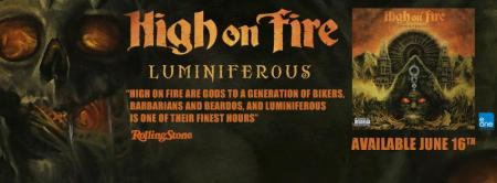High On Fire - Luminiferous - promo album banner pic - 2015 - #HOFNIMPW0617