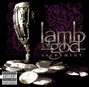 Lamb Of God - Sacrament - promo album cover pic - 2006 - #0806LOGMOSH