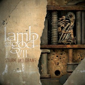 Lamb Of God - VII - promo album cover pic - 2015 - #0608LOGMORB