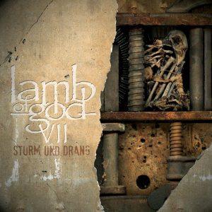 Lamb Of God - VII - promo album cover pic - 2015 - #0608LOGMORB