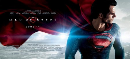 Man Of Steel - Movie banner poster pic - June 14 - 2013 - #0614MOSNIL