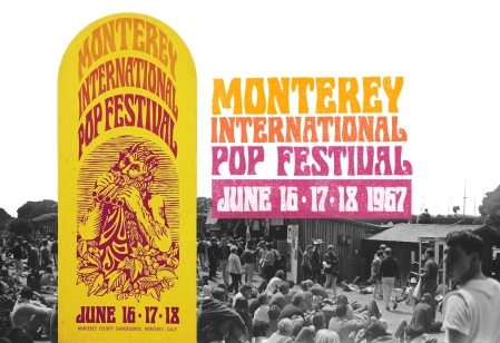 Monterey International Pop Festival - June 1967 - 9 disc box set - promo cover - #061667MOSLNVM
