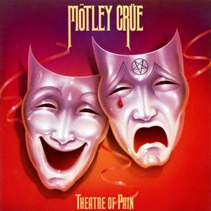 Motley Crue - Theatre Of Pain - promo album cover pic - 1985 - #33393010621MOSLN