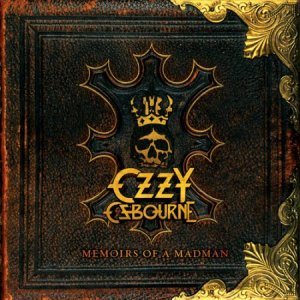 Ozzy Osbourne - Memoirs Of A Madman - promo album cover pic - 2015 - #0633GALSAN