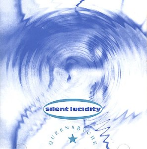 Queensryche - Silent Lucidity - promo single cover pic - 1991 - #Q09MO
