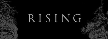 Rising - Band Logo - 2015 - #061015SMORHY