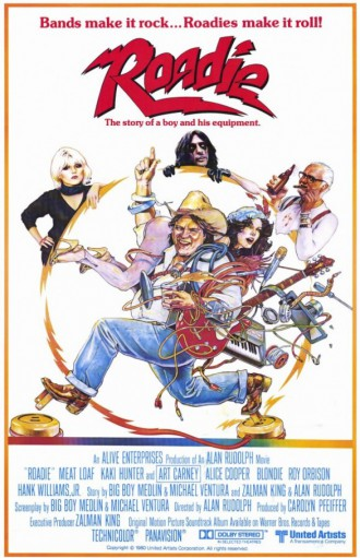 Roadie - promo movie poster pic - 1980 - #061380ACMMODHSNN
