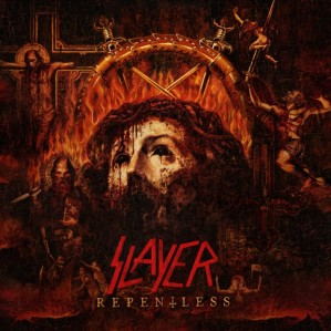 Slayer - Repentless - promo album cover pic - #0911MOSLSAHF