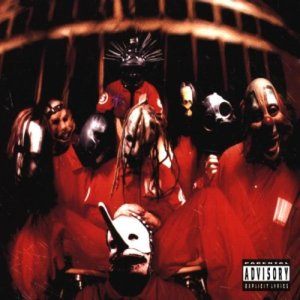 Slipknot - debut album cover promo pic - 1999 - #SMO9
