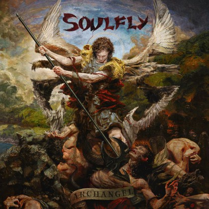 Soulfly - Archangel - promo album cover pic - 2015 - #060515MONLSSLN0214