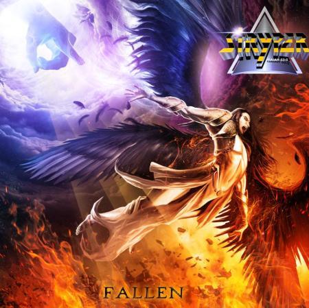 Stryper - Fallen - full image - promo abum cover pic - 2015 - #0625MOGNLLBSOGWL