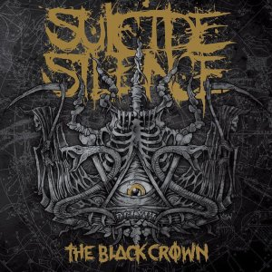 Suicide Silence - The Black Crown - 2011 - promo album cover pic - #0626GNLLBS02295