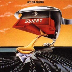 Sweet - Off The Record - promo album cover pic - 1977 - #77SMO151