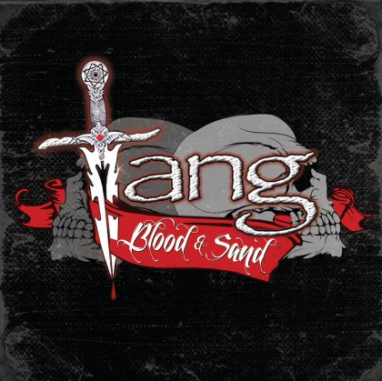 Tang - Blood & Sand - promo album cover pic - 2015 - #062515MOHPTSLN